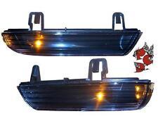 VW Spiegelblinker LED Schwarz Golf 5 03-09 + Passat 3C B6 05-10 Spiegel Blinker