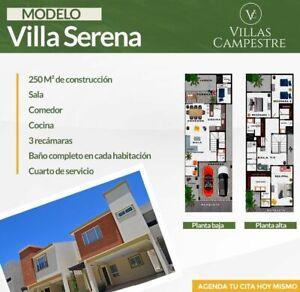 Villas Campestre Modelo Serena