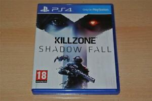 Killzone-Shadow-Fall-PS4-Playstation-4-FREE-UK-POSTAGE