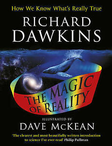 Magic-of-Reality-How-We-Know-What-039-s-Really-True-by-Dawkins-Richard-ExLibrary