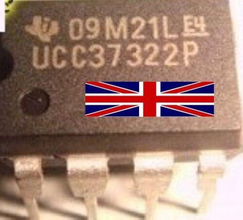 Circuito integrado DIP8 UCC37322P de Texas Instruments