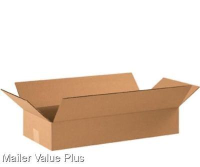 25 10x8x8 Multi Depth Corrugated Boxes Shipping Packing Moving Cardboard Cartons