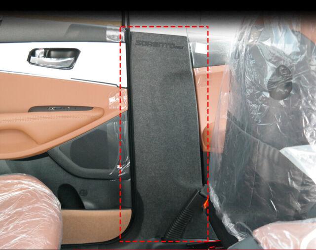 Korea Felt Glove Box Door Cover Anti Scratch Protector for KIA Stinger 17 ~19