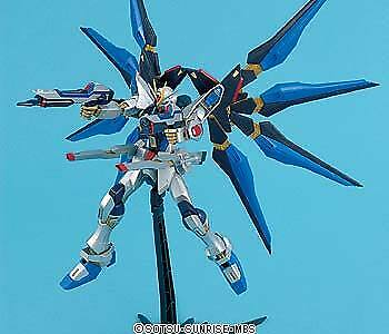 ZGMF-X20A Strike Freedom Freedom Freedom Gundam Extra Finish GUNPLA MG Master Grade 1 100 Seed 12ad15