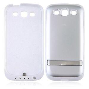 d2247f8f824 La imagen se está cargando Bateria-Funda-Cargador-3200-mAh-Para-Samsung- Galaxy-