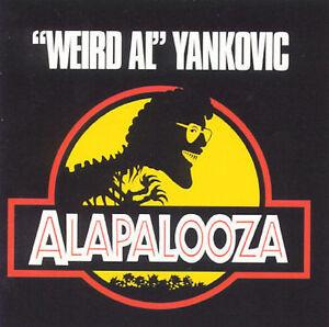 Weird Al Yankovic Alapalooza Cd 723927541523 Ebay