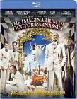 Imaginarium of Doctor Parnassus 0043396343597 Blu-ray Region a