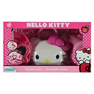d9a1780e2 Image is loading Hello-Kitty-Fashion-Set-Jewellery-Box-Girls-Toy-