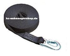 Band für Seilwinde 50 mm breit x 10 Meter Lang für Optima 901
