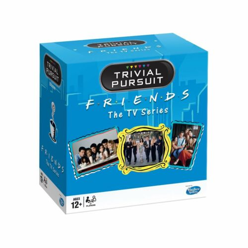 Friends Trivial Pursuit Game By Winning Moves NEW SEALED