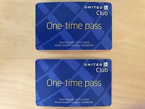 2 passes for united club one time pass exp 12312018 not chase e image is loading 2 passes for united club one time pass colourmoves