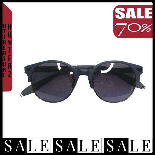 RRP 475€/£429 | NEW ASTON MARTIN Round Square Sunglasses | AM1002703 | Blue
