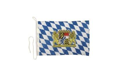 30 x 45 cm Flaggenfritze/® Flagge Luxemburg L/öwe