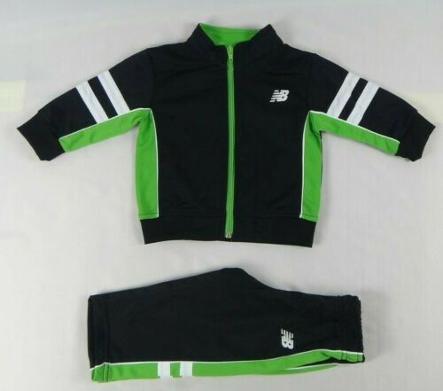 2-Piece Jacket /& pants Set size 2 New Balance Baby Boys/' set
