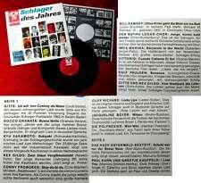 LP Schlager des Jahres (Hör Zu SHZE 108) D 1963