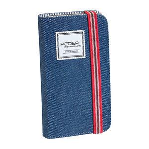 Pedea-Bookstyle-Cover-Indigo-Tasche-Schutzhuelle-fuer-Samsung-Galaxy-S5