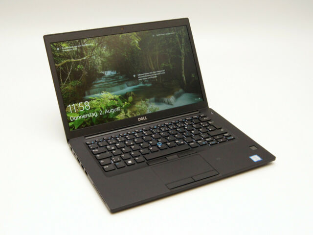 Dell Latitude 7490 Intel i7-8650u Full HD 16 Go RAM 512 GO SSD Backlit FP LTE
