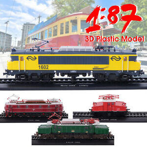 1-87-Scale-Urban-Rail-Trolley-Train-Static-Display-3D-Plastic-Models