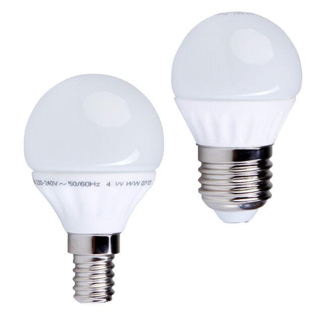 WOFI LED E14 2,6 Watt 260lm 25W 3000K Leuchtmittel Glühlampe Glühbirne warmweiß