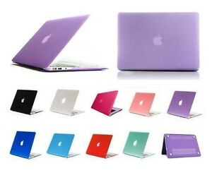 New-Crystal-Plastic-Hardshell-Hard-Case-Cover-For-Apple-MacBook-Air-11-6-034-13-3-034