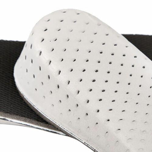 Air Cushion Height Soft Plantar Increase Elevator Shoe insoles Lift Pad Taller E