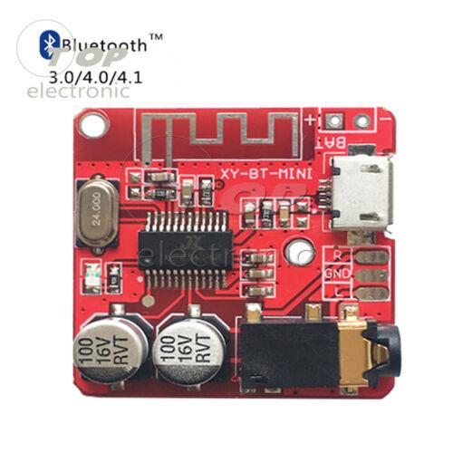 Mini MP3 Bluetooth Lossless Decoder Board Bluetooth 4.1//4.2 Amplifier board