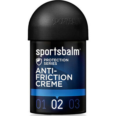 02-RRP £ 12.99 Sportsbalm Protection Série-Anti-friction CREME