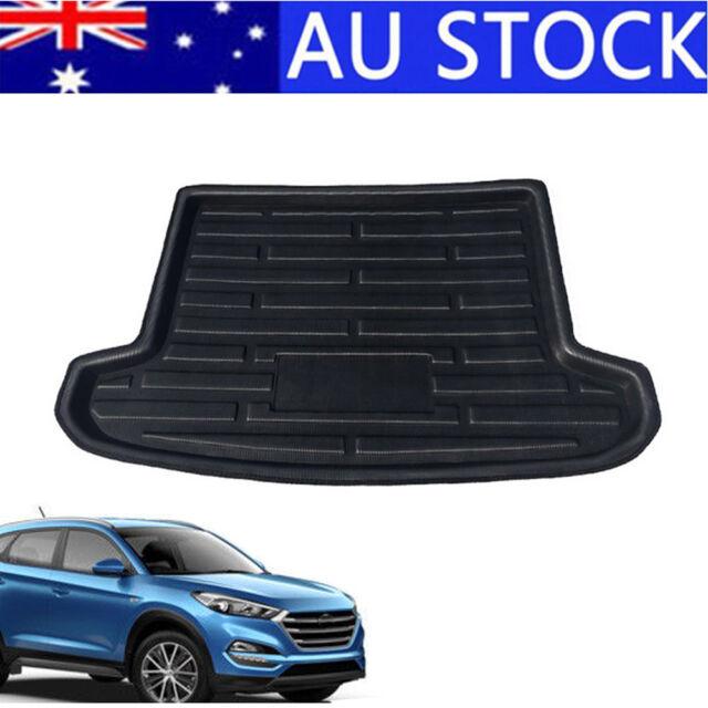 Car Trunk Boot Liner Cargo Mat Cover fit for Hyundai Tucson 2015-2018 Waterproof