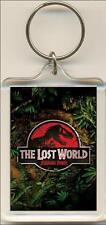 Jurasic Park 2 The Lost World. The Movie. Keyring / Bag Tag.