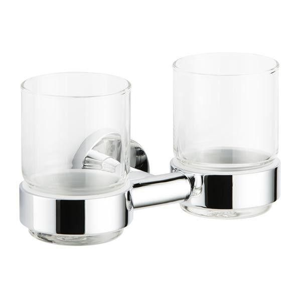 Avenarius support en verre 2-fach ; série 200