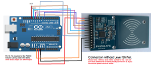 Details about PN5180 Board Learning Software