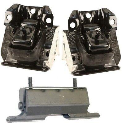 3pcSet Motor Mounts fit 4x4 2007-2013 Chevy Truck Suburban 5.3L 6.0L