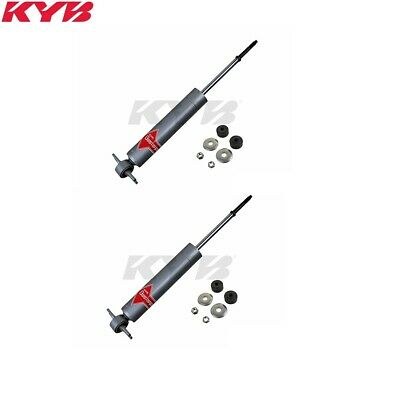 Pair Set of 2 Front KYB MonoMax Shock Absorbers For Chevrolet Tahoe GMC Yukon