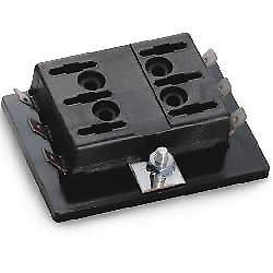 6 fuse panel uses atc ato blade fuses hot rod custom boat kustom rat d ebay. Black Bedroom Furniture Sets. Home Design Ideas