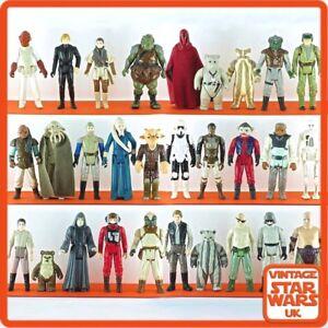 Vintage-Star-Wars-Return-Of-The-Jedi-Original-Loose-Action-Figures-ROTJ