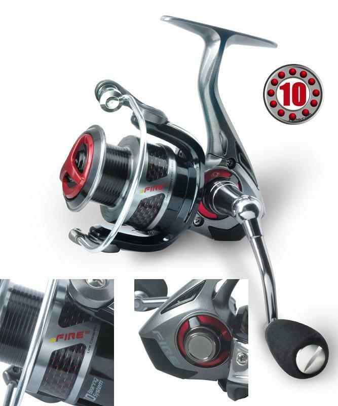 QUANTUM Fire FD Fixed Spool Reels
