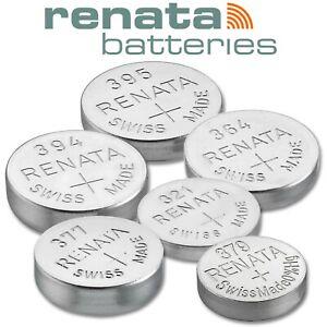 Renata-Watch-Batteries-377-364-394-395-321-379-Silver-Oxide-0-Mercury-Swiss-1-5v