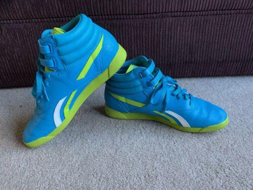 Reebok 10 FREESTYLE Sneaker Shoes Cheer