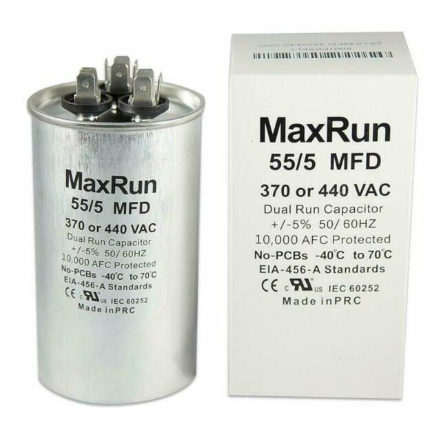 440 V Ac. MALLORY OIL FILLED CAPACITOR  35 Mfd