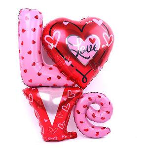 LETTRE-LOVE-aluminium-Ballons-Mariage-Fete-Decoration-ST-VALENTIN-91-4cm