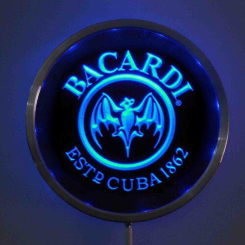 Bacardi bar bier club pub 3D Led Neonlicht Zeichen um 10 Zoll Dekor Bar Bier,,