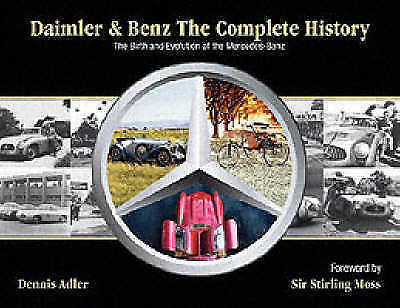 1 of 1 - Daimler & Benz: The Comple Hb  BOOK NEW
