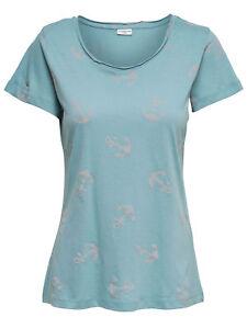 88f8d798262607 JDY by ONLY Damen Shirt Top T-Shirt JDYGLOW S/S ANCHOR TOP Anker ...