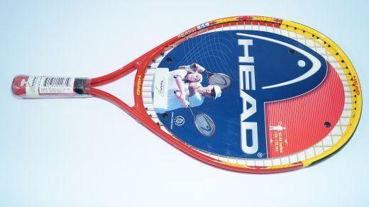 NEUHEAD Agassi 55 Jr. Tennisschläger Junior L0 = 3 3 4 racquet strung Ti. new