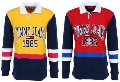Tommy Hilfiger Herren Retro Rugby Trikot Sweater | eBay