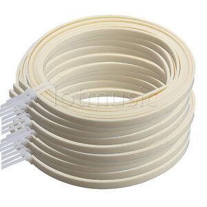 10-Pcs-Guitar-ABS-Bindings-Ivory-Guitar-Binding-1650-x-5-x-1-5mm