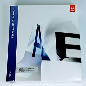 Buy Adobe After Effects Cs5.5 64-Bit