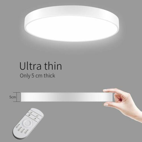 LED Deckenleuchte Flurleuchte Deckenlampe Wohnzimmer Beleuchtung Küche Design
