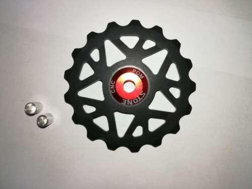 Jockey Wheel 10T 11 12T 13 14t 15T 16T 17T Rear Derailleur Pulley guide 1pcs