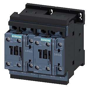 Siemens Wendekombination AC 110V 3polig S0 3RA2328-8XB30-1AK6